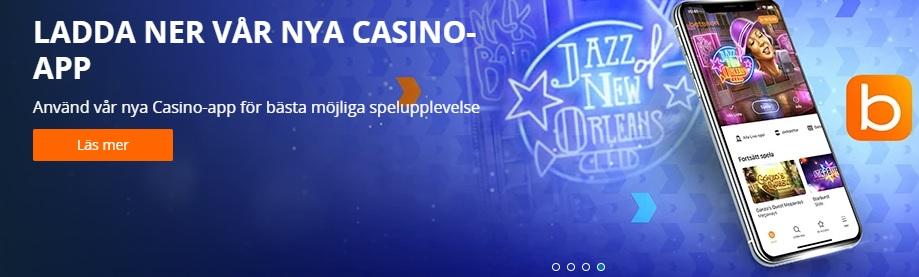 Betsson casinobonus